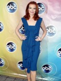 Marcia Cross's chic frills