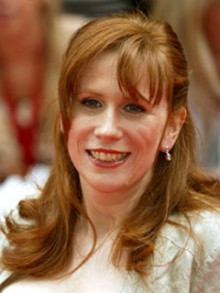 Catherine Tate plays Donna Noble - Catherine-Tate