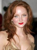 Lily Cole's bare-face necessities
