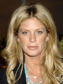 Rachel Hunter's flawless foundation