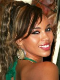 Javine Hylton's body beautiful