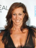 Donna Karan's make-up routine