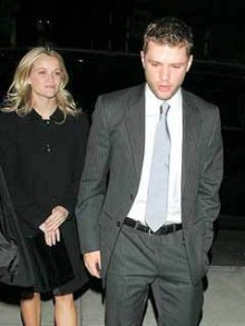 Reese Witherspoon Ryan... Ryan Phillippe Affair