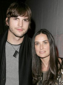 Is Demi Moore pregnant at 44? Mrs Ashton Kutcher is said to be expecting.