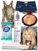 Peaches Geldof's festival essentials