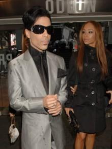 Prince dating twins