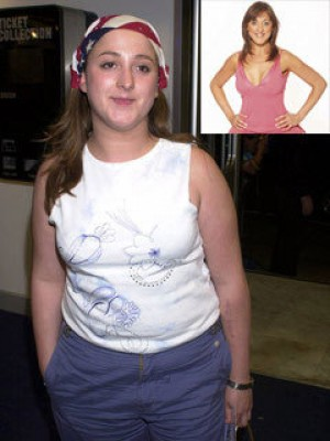 Natalie Cassidy\'s amazing weight loss