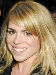 Billie Piper is taking sex lessons from a dominatrix ? but it's all for her ...