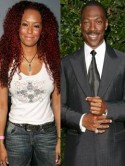 PICS & VIDEO Mel B reunites with Eddie Murphy at film premiere