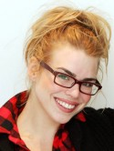 Billie Piper's eyesight fears