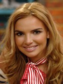 Nadine Coyle loves looking radiant