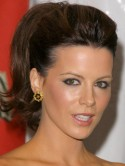 Kate Beckinsale's full-on flutter