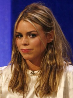 Billie Piper reveals sex of unborn baby. Actress lets slip she's expecting a ...
