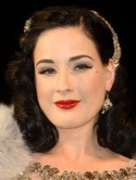 Dita Von Teese: I want a European man