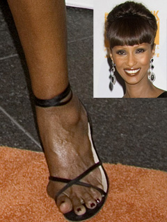 Celebs with ugly feet (Is this even Legal) - YouTube