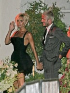 Photos - The Welcome To America party for Posh and Becks