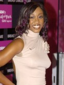 Beverley Knight's look-at-me lips