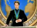 Tom Cruise makes a speech to Scientologists