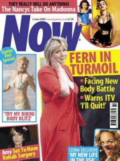 Now cover 2 June 2008