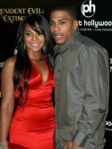 Nelly admits he and Ashanti are 'serious'