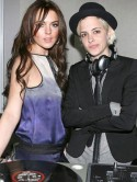 Samantha Ronson: I'm not using Lindsay Lohan