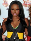 Keisha Buchanan belts up