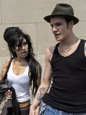 SHOCK! Amy Winehouse has split with Blake Fielder-Civil