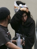 Amy Winehouse ventures out after collapse