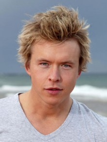 Home And Away star Todd Lasance had a bruise chest and cuts - Home-And-AwayA