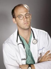 Anthony Edwards plays Dr Mark Greene - anthony-edwards