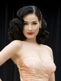 Dita Von Teese: I will not be shagging Russell Brand