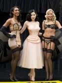 SEE PHOTOS Dita Von Teese launches racy Wonderbra range