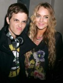 Lindsay Lohan and Samantha Ronson deny having couples' counselling