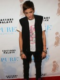 Samantha Ronson briefly hospitalised