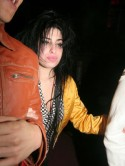 SHOCK! Amy Winehouse pours drink over holidaymaker
