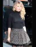 Taylor Swift's sexy skirt