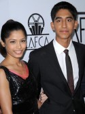 Dev Patel: I'm too young to get engaged to Freida Pinto