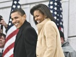 Barack Obama and Michelle Obama | Barack Obama's Inaugural Celebration | Pictures | Now Magazine | Celebrity Gossip
