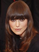 Keira Knightley's new hair
