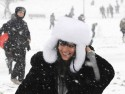 Celebrity Spy 3 February: Lily Allen has fun in the snow & Jennifer Aniston flies solo