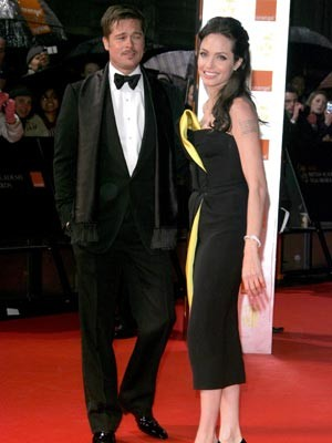 Angelina Jolie | BAFTA Awards 2009 | Pictures | Now Magazine | Celebrity Gossip