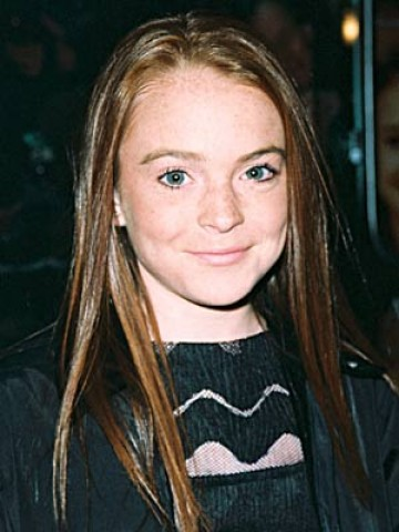 Lindsay Lohan Lindsay Lohan Childstarlets