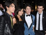 Jonas Brothers | Jonas Brothers get new member | Pictures | Now Magazine | Celebrity Gossip