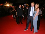 Jennifer Aniston and Owen Wilson | Jennifer Aniston and Owen Wilson stand out from the crowds | Pictures | Now magazine | Celebrity gossip