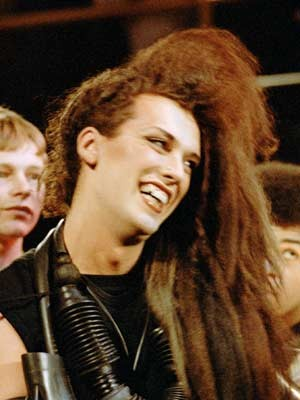 SEE PICTURES The changing face of Pete Burns