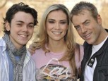 Dancing On Ice | Dancing On Ice finalists act friendly | Pictures | now magazine | celebrity gossip