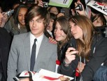 Zac Efron | Zac Efron is surrounded | Pictures | Now magazine | celebrity gossip
