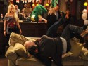 EastEnders: Jack and Max Branning brawl in the Queen Vic