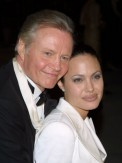 Angelina Jolie and Jon Voight | Celebrity dads | Pictures | Now Magazine | Celebrity Gossip | Fashion | News | Photos