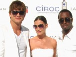 Demi Moore | P Diddy throws 4th July White Party | pictures | now magazine | celebrity gossip